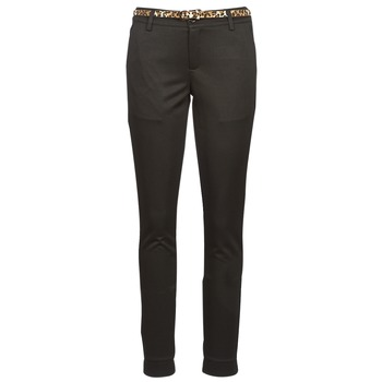 material Women 5-pocket trousers Betty London GRIBANO Black