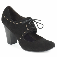 Shoes Women Court shoes Sans Interdit ELINE Black