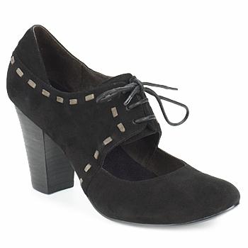 Shoes Women Court shoes Sans Interdit ELINE Black
