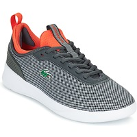 Shoes Men Low top trainers Lacoste LT SPIRIT 2.0 Grey / Red