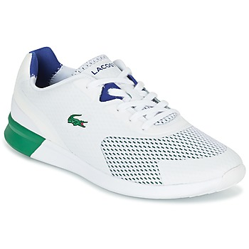 Shoes Men Low top trainers Lacoste LTR.01 White / Green