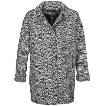material Women coats Kookaï SARAH Grey