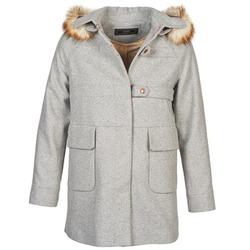 material Women coats Kookaï ALEXI Grey