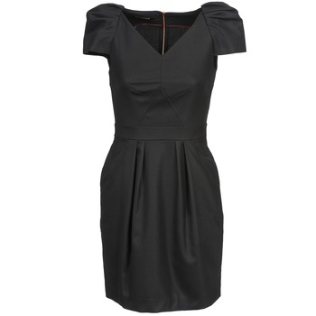 material Women Short Dresses Kookaï CHRISTA Black