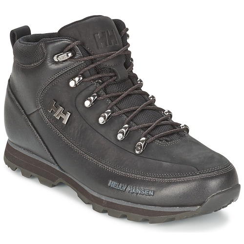 Shoes Men Mid boots Helly Hansen THE FORESTER Black