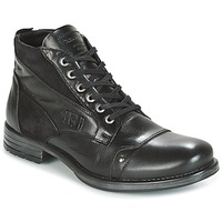 Shoes Men Mid boots Redskins YVORI Black