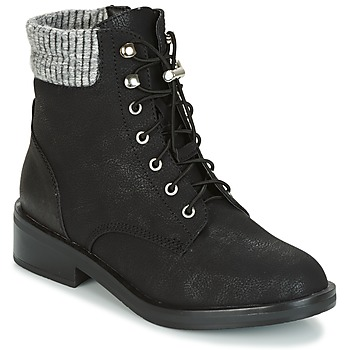 Shoes Women Mid boots Only ALEXANDRE Black