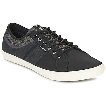 Shoes Men Low top trainers Jack & Jones ROSS WINTER ANTHRACITE