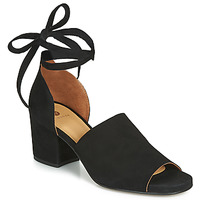 Shoes Women Sandals Hudson METTA Black