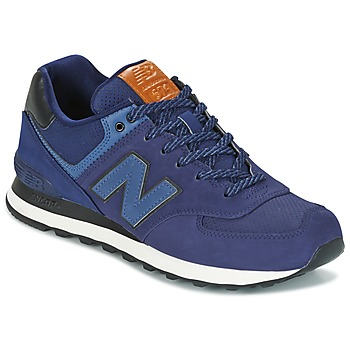 Shoes Low top trainers New Balance ML574 Marine