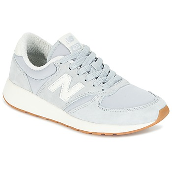 Shoes Women Low top trainers New Balance WRL420 Grey / Clear