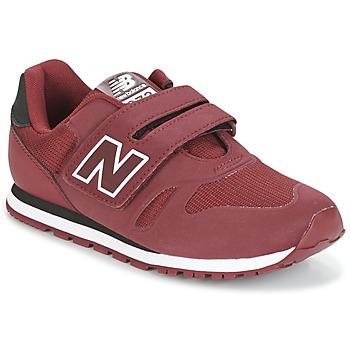 Shoes Children Low top trainers New Balance KA374 Bordeaux
