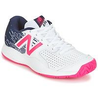 Shoes Women Tennis shoes New Balance WC697 White