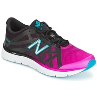 Shoes Women Fitness / Training New Balance WX811 Pink / Black