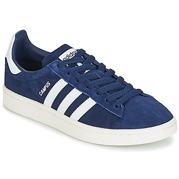 Shoes Low top trainers adidas Originals CAMPUS Marine