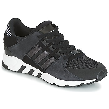 Shoes Men Low top trainers adidas Originals EQT SUPPORT RF Black