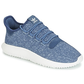 Shoes Men Low top trainers adidas Originals TUBULAR SHADOW Blue