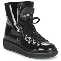 Shoes Women Snow boots Kenzo ALASKA Black