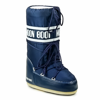Shoes Snow boots Moon Boot MOON BOOT NYLON Blue
