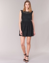material Women Short Dresses Betty London GLATOS Black