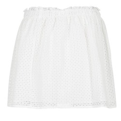 material Women Skirts Betty London GIRMOU White