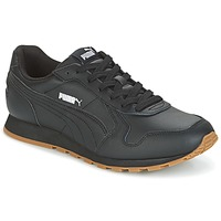 Shoes Men Low top trainers Puma ST Runner Full L Black