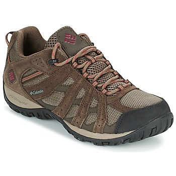 Shoes Men Hiking shoes Columbia REDMOND WATERPROOF Taupe