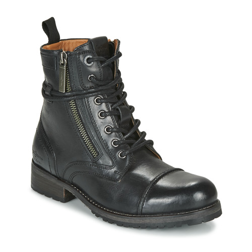 Shoes Women Mid boots Pepe jeans MELTING Black