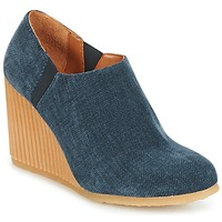 Shoes Women Low boots Castaner VIENA Blue