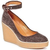 Shoes Women Court shoes Castaner QUINTAY Brown