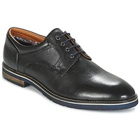 Shoes Men Derby shoes Salamander VASCO-AW Black