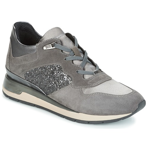 Geox Women's D Shahira A Low-Top Sneakers Size: 7.5 UK Buy Cheap Professional VdtvAvmw8B