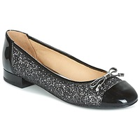 Shoes Women Ballerinas Geox D WISTREY Black