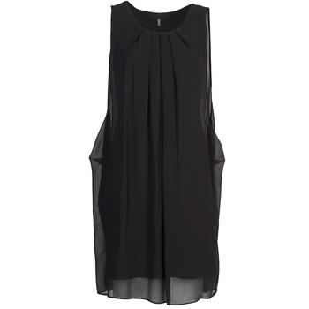 material Women Short Dresses Naf Naf KLOLA Black