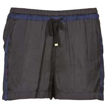 material Women Shorts / Bermudas Naf Naf KAOLOU Black