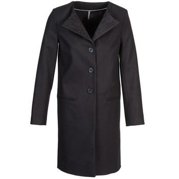 material Women coats Naf Naf APATI Black
