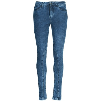 material Women slim jeans Naf Naf GOJO Blue / MEDIUM