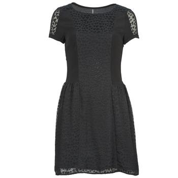 material Women Short Dresses Naf Naf KEUR Black