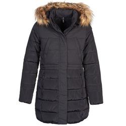 material Women Duffel coats Naf Naf BEY Black