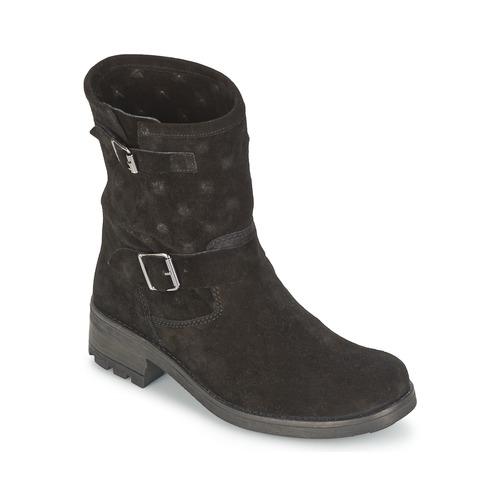 Shoes Women Mid boots Naf Naf XHNX70A18 Black
