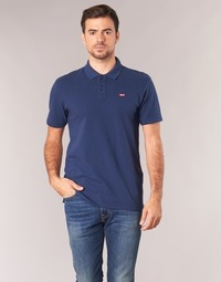 material Men short-sleeved polo shirts Levi's HOUSEMARK Marine