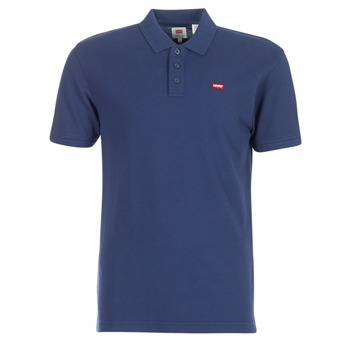 material Men short-sleeved polo shirts Levi's HOUSEMARK Marine