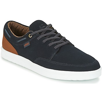 Shoes Men Low top trainers Etnies DORY SC Marine / Brown / White