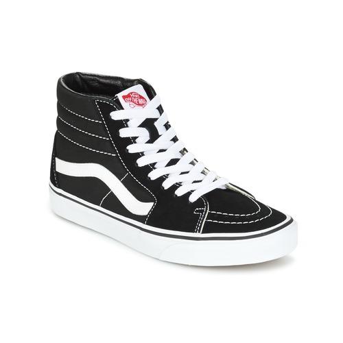Shoes High top trainers Vans SK8 HI Black / White