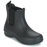 Shoes Women Mid boots Crocs CROCS FREESAIL CHELSEA Black