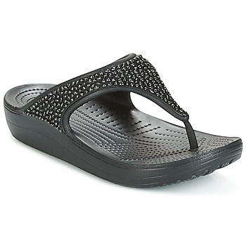 Shoes Women Sandals Crocs SLOANE Black