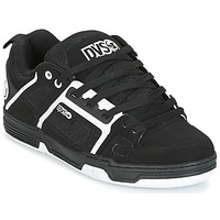 Shoes Low top trainers DVS COMANCHE Black / White