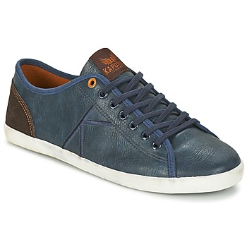 Shoes Men Low top trainers Kaporal KAOANY MARINE
