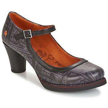 Shoes Women Court shoes Art ST-TROPEZ Black