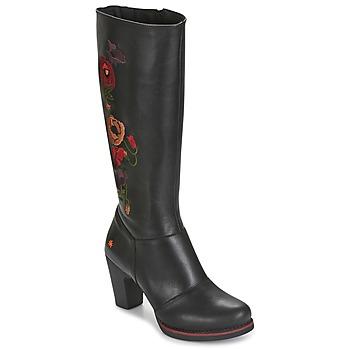 Shoes Women Boots Art GRAN-VIA Black